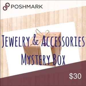 💎📦LAST ONE!🕶🧣📦JEWELRY & ACCESSORIES MYSTERY📦